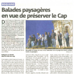 Article Corse Matin 6-10-2014