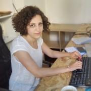 Myriam Mezghiche, Politiste, sociologue
